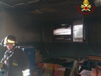 Incendio scuola Rivotorto, Sindaco, chiusa anche venerdì