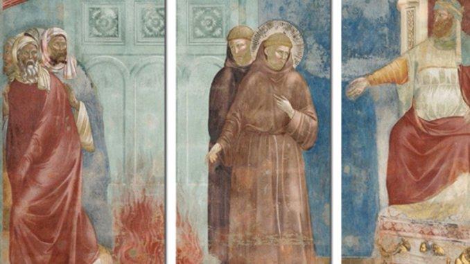 Assisi, San Francesco e il sultano, ad 800 anni mostra fotografica nel sacro convento