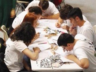 Al via le finali delle Olimpiadi di Matematica, Liceo di Assisi a Cesenatico