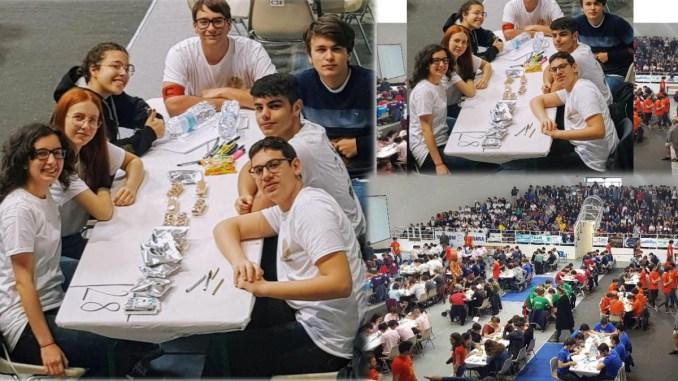 """Olimpiadi Matematica, Liceo Scientifico """"Principe di Napoli"""", Assisi in finale"""