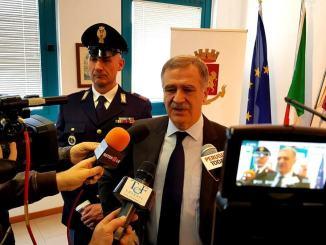 Avviso orale del questore a tre spacciatori di Assisi due albanesi e un italiano