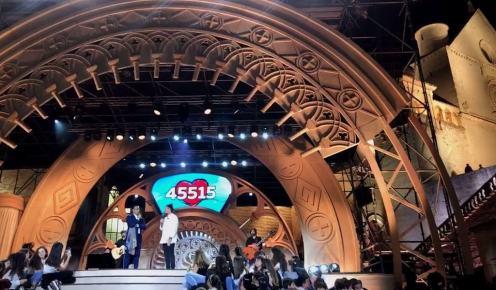Venti artisti hanno cantano nome della solidarietà ad Assisi