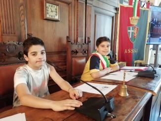 Consiglio comunale dei ragazzi, il sindaco Punzi ha nominato giunta