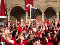 Il Rione Ponte Rosso vince il Palio del Cupolone 2019