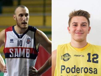 Davide e Matteo Cesana, è ufficiale, i due fratelli arrivano alla Virtus Basket Assisi