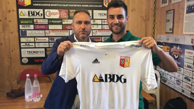 Riccardo Ceccarelli è dell'Angelana, il difensore, ex Pontevecchio, ha firmato con i giallorossi
