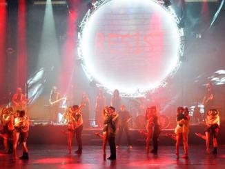 Riverock Festival Summer Arena Shine Pink Floyd Moon a UniversoAssisi