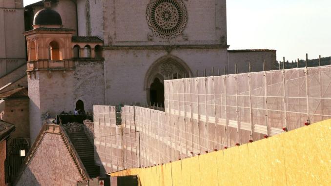 Muro Assisi, Italia Nostra esprime solidarietà a Maurizio Terzetti