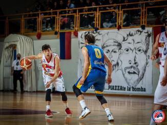 Basket, Tommaso Capezzali nuovamente con la maglia della Virtus Assisi