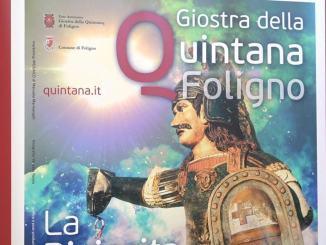 Quintana si coniuga con la solidarietà, il 6 ottobre a favore di Norcia