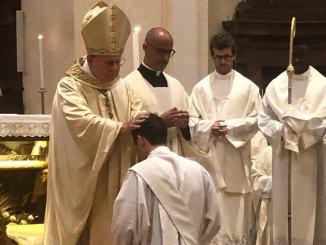 Diocesi in festa per ordinazione presbiterale don Simone Petrosino
