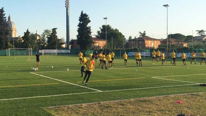 Angelana Calcio, si gioca sabato 14 e il giorno della riapertura del Migaghelli