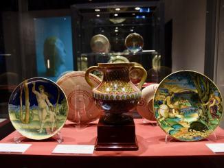 Ultime due settimane per visitare le magnifiche ceramiche a lustro