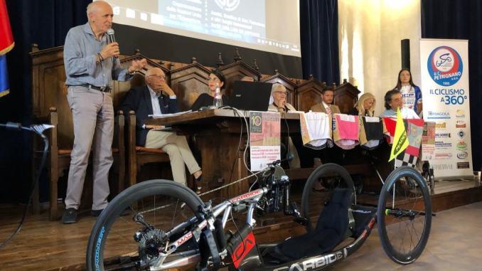 Giro d'Italia di Handbike: presentata la finalissima di Assisi