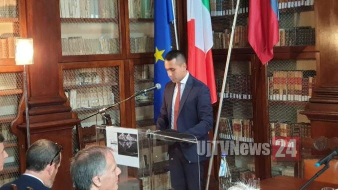 Luigi Di Maio Ministro degli Esteri, è confermato, sarà ad Assisi