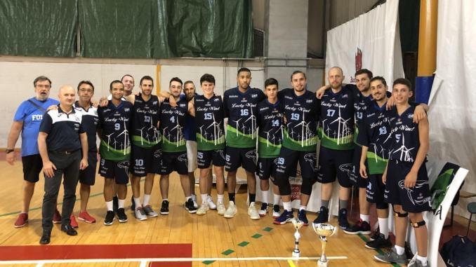 Ubs Foligno Basket vince il primo Memorial Angelo Tagliolini