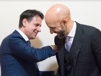 Grazie Presidente per vicinanza a nostra terra, Vincenzo Bianconi a Conte