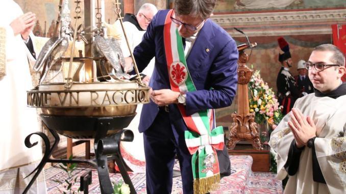Assisi, Festa di San Francesco, la diretta dalla Basilica superiore
