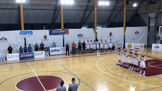 Eko Gruppo Assisi dai due volti sfiora l'impresa, al PalaSir passa il Lanciano 82-84