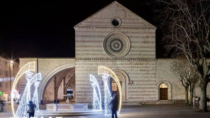 Natale ad Assisi, il sindaco Stefania Proietti annuncia appuntamenti di oggi