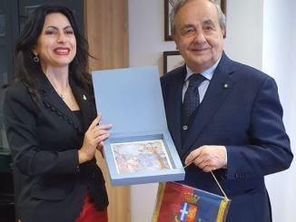 Matera e Assisi studiano forme di collaborazione culturale