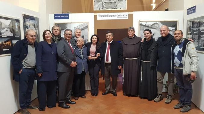 Il leone d'Inverno, inaugurata la mostra con le foto di Angelo Lunghi