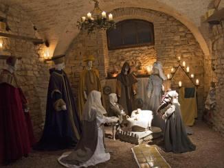 Natale ad Assisi, ecco la mappa dei presepi