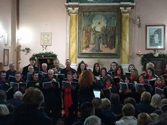 """Il coro TordandreaINcanto è a tutti gli effetti il """"coro delle feste"""""""