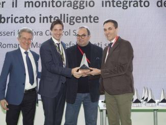 Manini Prefabbricati si è aggiudicaPremio Innovazione 4.0 con Manini Connect