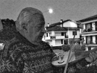 Flashmob contro Covid19 ad Assisi, lo ha fatto il maestro Vincenzo Cipriani