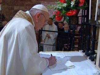 """Fratelli tutti enciclica Papa Francesco, """"amicizia sociale"""" per mondo malato"""