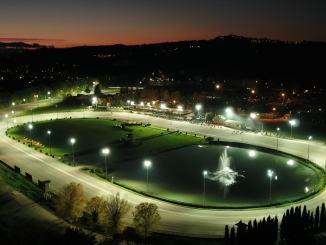 AssisieGualdo Tadino al Palio dei Comuni all'ippodromo di Montegiorgio
