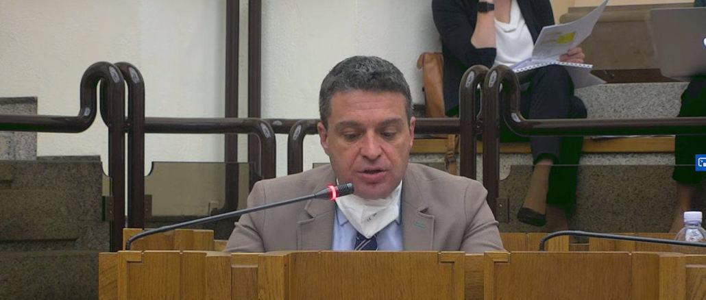 📰 Rassegna stampa 📰 – Stefania Proietti sarà sostenuta anche da Andrea Fora con una lista «Civici per»