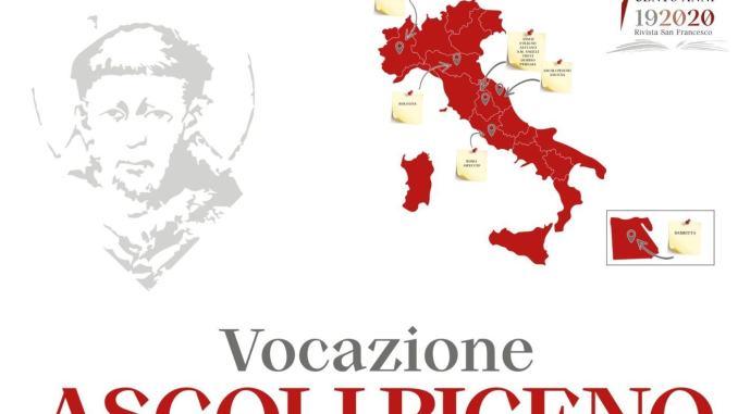 Le Piazze di Francesco, mercoledì 7 aprile ad Ascoli Piceno