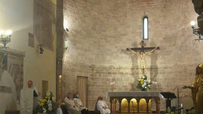 Quarto anniversario dell'inaugurazione del Santuario della Spogliazione