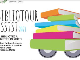 Riparte il Bibliotour Assisi 2021, prima tappa a Santa Maria degli Angeli