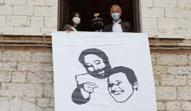 Assisi ricorda i due giudici eroi, Falcone e Borsellino