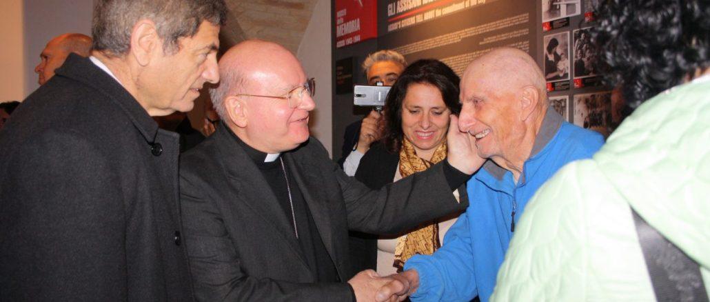 Shoah, sopravvissuti al museo della memoria di Assisi