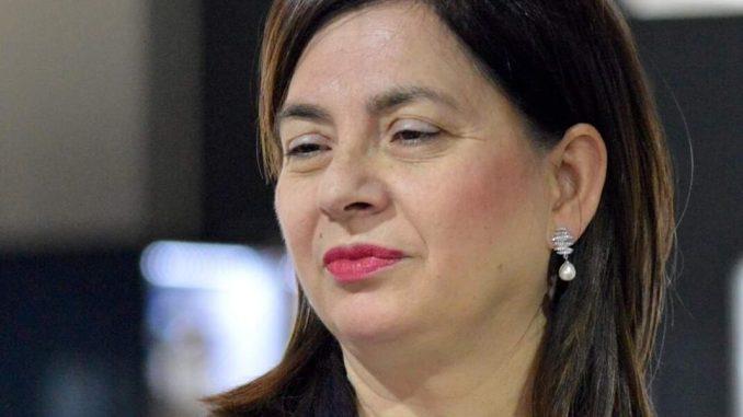 Donatella Casciarri è vice presidente del Partito Democratico umbro