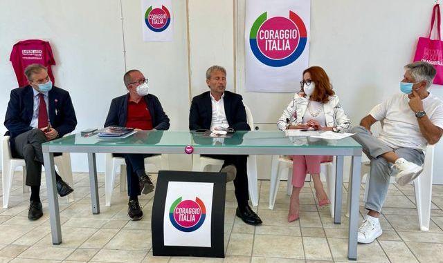 Amministrative Assisi 2021, Coraggio Italia a sostegno di Marco Cosimetti