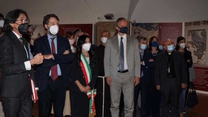 Inaugurata mostra inTORNO a Francesco collaborazione Comune Uffizi