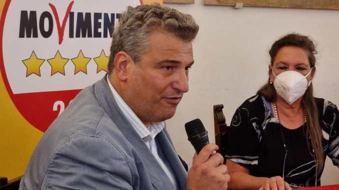 """M5S ad Assisi sostiene Proietti, Leggio: """"Siamo convinti che vinceremo"""""""