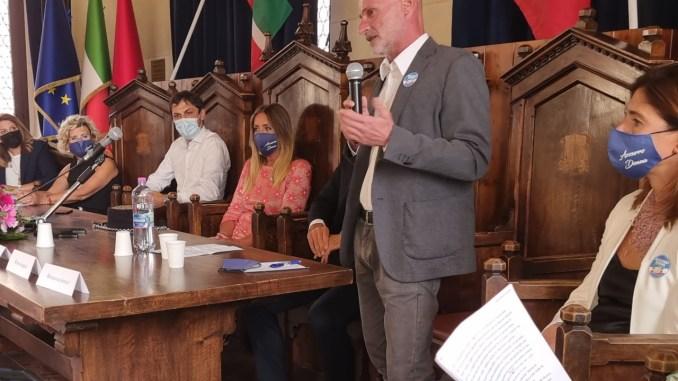 Leonardo Paoletti, Forza Italia Progetto Assisi, necessario un cambio di marcia