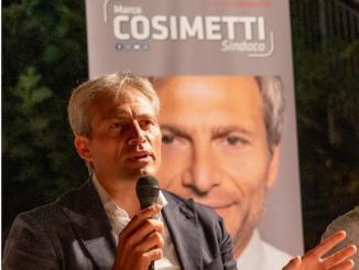 Elezioni 2021, i candidati delle 4 liste della coalizione per Marco Cosimetti