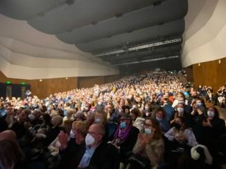 Proscenium, si riparte con la forza e la speranza della musica al Lyrick. Il sindaco Proietti premia vincitore terza edizione del festival
