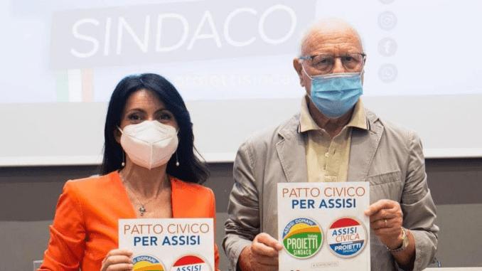 Rielezione Proietti, Massimo Paggi di Assisi Civica Grande soddisfazione