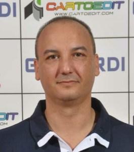 1° Allenatore Andrea Madau Diaz