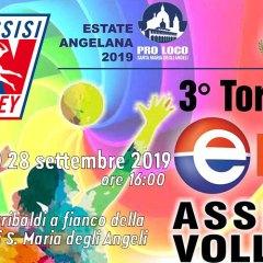 3° Torneo EMI ASSISI VOLLEY 28 settembre 2019