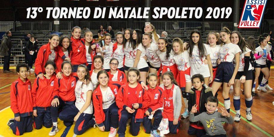 Ottimi piazzamenti al 13° Torneo di Natale a Spoleto 2019