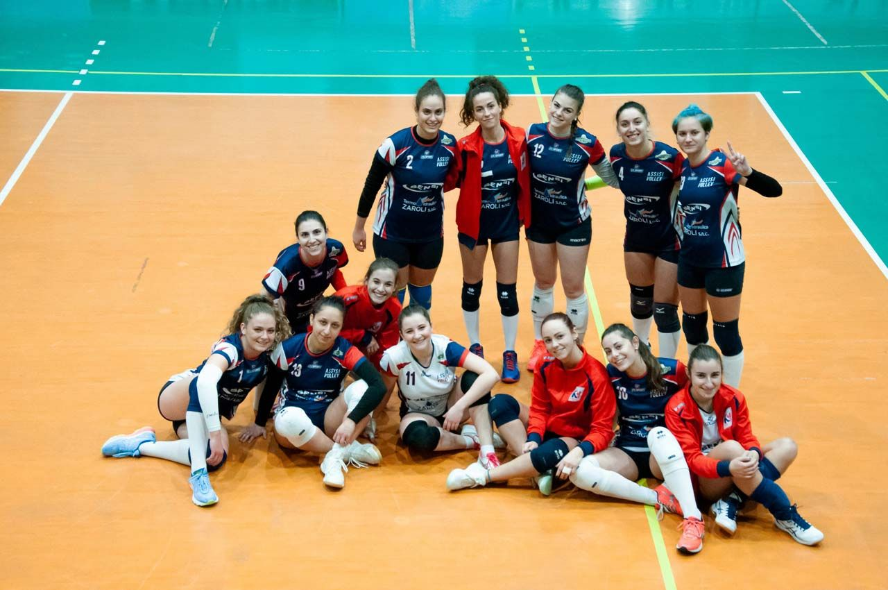 assisi-volley-roster